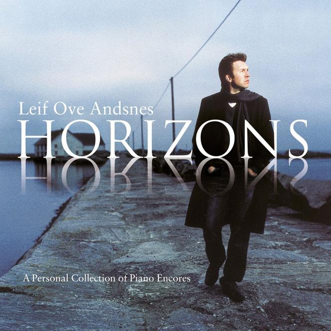 Andsnes: Horizons | Musik af Skrjabin, Chopin, Albéniz m.fl. Leif Ove Andsnes (klaver) | EMI 3 41682 2 | Magasinet KLASSISK