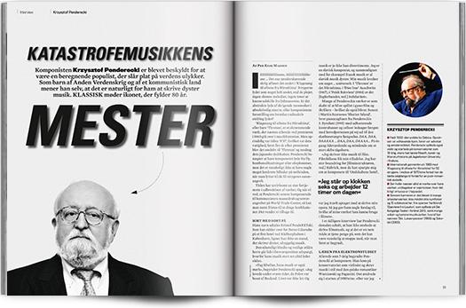 Katastrofemusikkens mester | Interview Krzysztof Penderecki | Magasinet KLASSISK