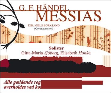Händels Messias med N.B. Koncertkor & Orkester 2020