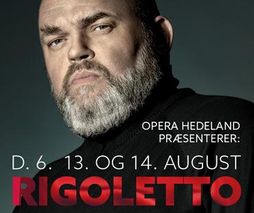 Opera Hedeland | RIGOLETTO | 2021