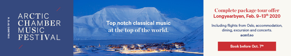 Arctic Chamber Music Festival 2019