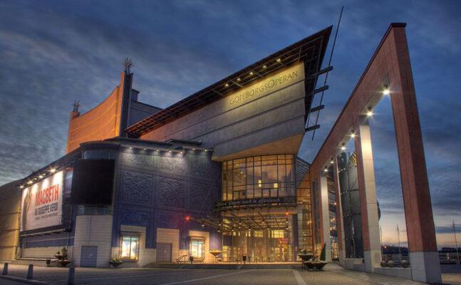 Göteborg Operaen - Ny chef til svensk operahus