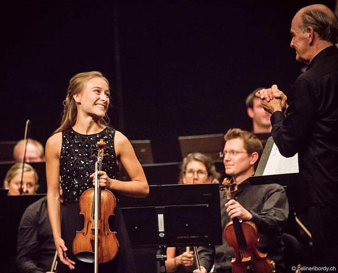 Tibor Varga International - Anna Agafia Egholm og Adam Koch Christensen til tops i violinkonkurrence