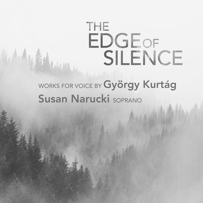 The Edge of Silence: Værker for stemme af György Kurtág | Avie AV2408 | Magasinet KLASSISK