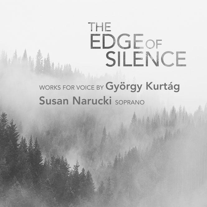 The Edge of Silence: Værker for stemme af György Kurtág | Avie AV2408 | Magasinet KLASSISK