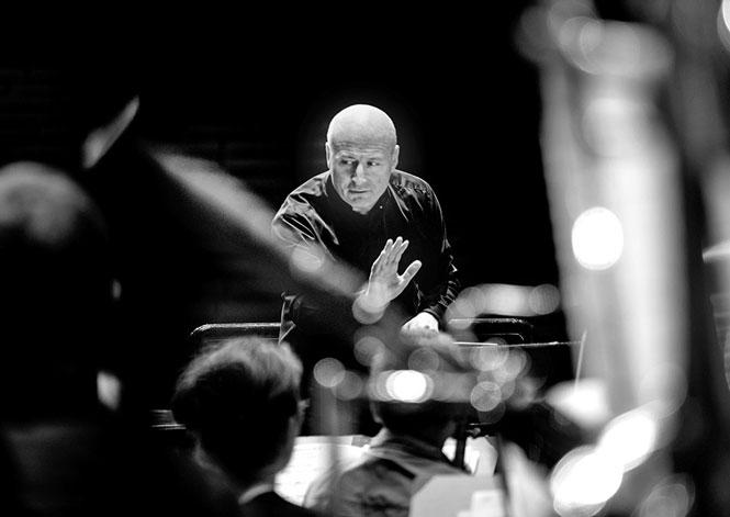 Paavo Järvi - Ny chefdirigent hos Tonhalle Orchester Zürich | Magasinet KLASSISK