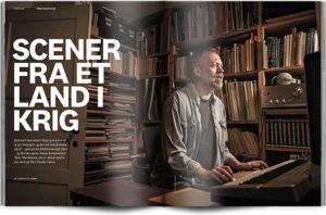 Scener fra et land i krig | Interview Niels Marthinsen | Magasinet KLASSISK