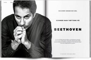 For hvert sekund der går kommer han tættere på Beethoven | Interview Saleem Ashkar | Magasinet KLASSISK