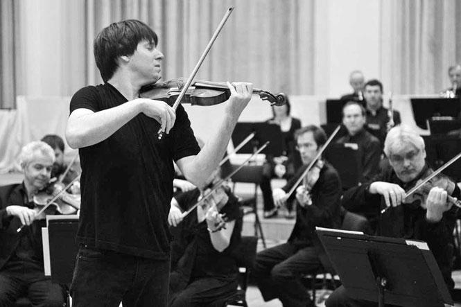 Joshua Bell bliver hos Academy of St Martin in the Fields |Magasinet KLASSISK