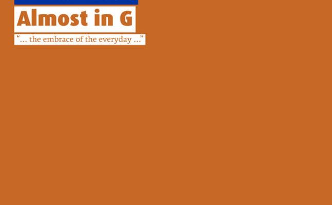 Christian Winther Christensen: Almost in G | Scenatet | Col Legno 20444 | anmeldelse | Magasinet KLASSISK