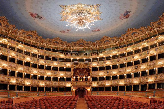 Redningsaktion for Venedigs oversvømmede operahus | Magasinet KLASSISK