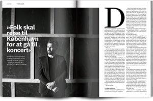 Iinterview Peter Lodahl | Magasinet KLASSISK