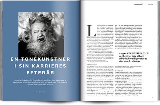 En tonekunstner i sin karrieres efterår | Interview Leif Segerstam | Magasinet KLASSISK