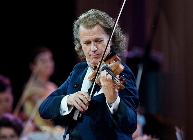 André Rieu opretter million-fond til at undervise børn i musik | Magasinet KLASSISK