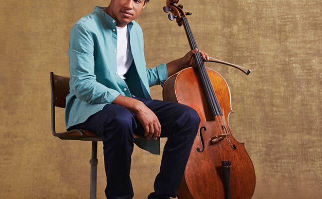 Sheku stormer ind på hitlisterne med Elgars cellokoncert | Magasinet KLASSISK