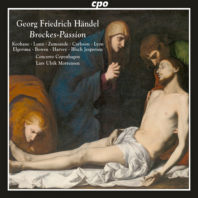 Händel: Brockespassion | CPO 555286-2 | Magasinet KLASSISK