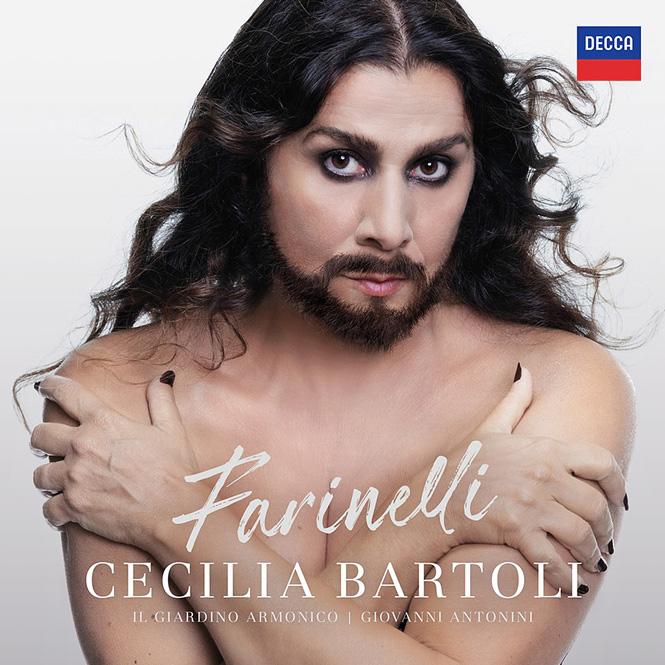 Cecilia Bartoli: Farinelli | Decca 4850214 | Magasinet KLASSISK