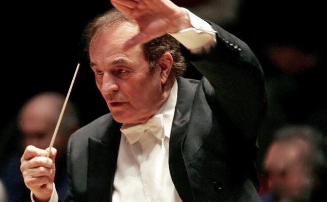Charles Dutoit fyret og erstattet med kvindelig dirigent | Magasinet KLASSISK