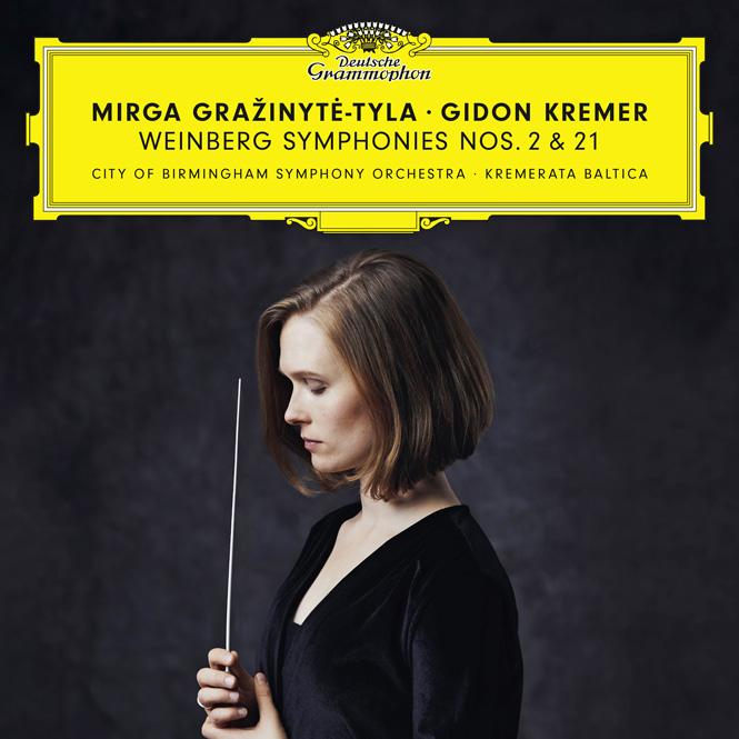 Mieczyslaw Weinberg: Symfoni nr. 2 og 21 | Magasinet KLASSISK anmeldelse