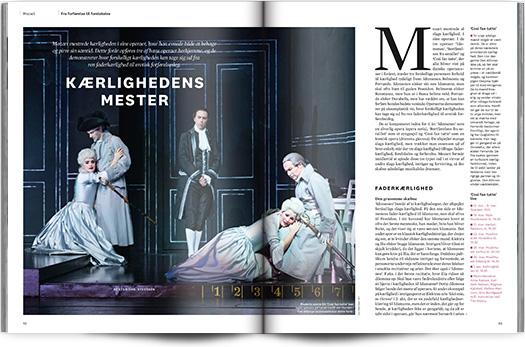 Kærlighedens mester | portræt W.A. Mozart | Magasinet KLASSISK