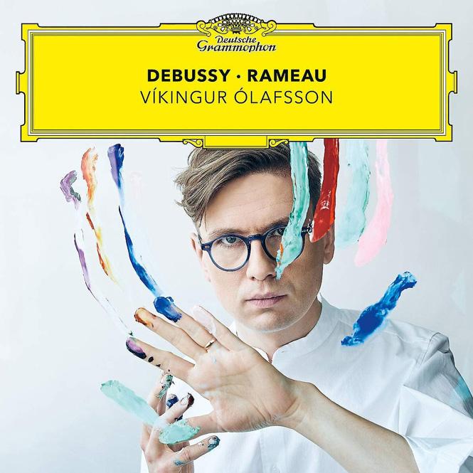 Víkingur Ólafsson: Debussy & Rameau | DG 4837701 | Magasinet KLASSISK