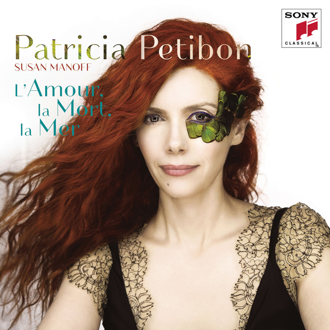 Patricia Petibon: L'amour, la mort, la mer | Sony 19439719552 | Magasinet KLASSISK