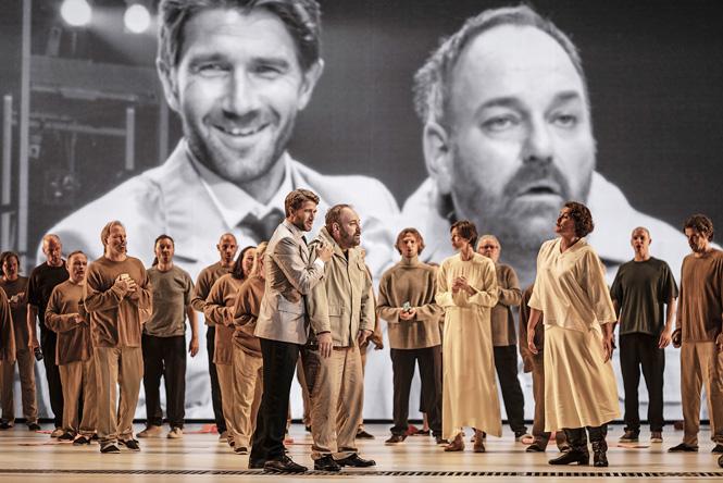 'Fidelio' uden fremdrift | Operaanmeldelse | Magasinet KLASSISK
