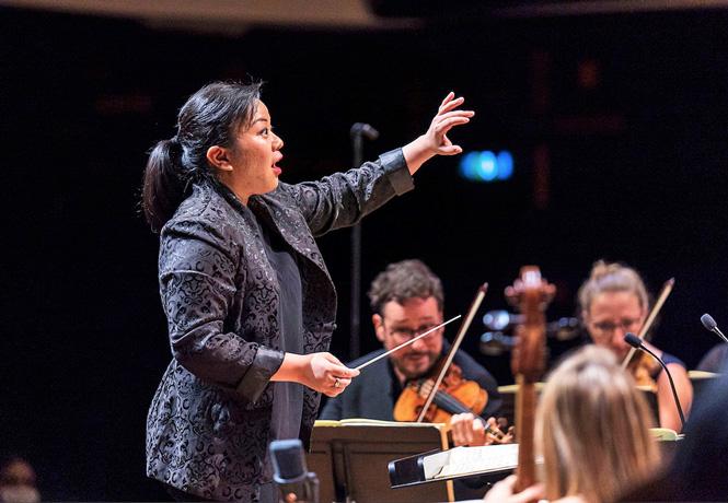 Vinderen af verdens første dirigentkonkurrence for kvinder er fundet | Magasinet KLASSISK
