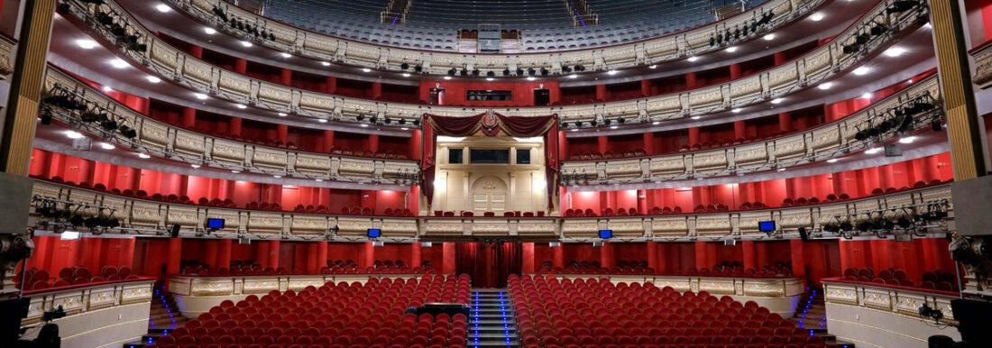 Operaforestilling i Madrid corona-stoppet   Magasinet KLASSISK