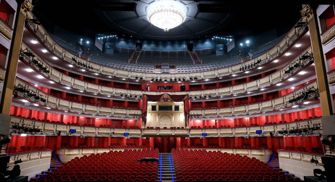 Operaforestilling i Madrid corona-stoppet efter publikumsprotester | Magasinet KLASSISK