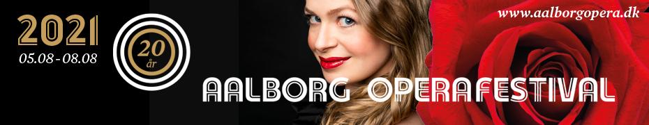 Aalborg Opera Festival 2021 | 5 - 8 august