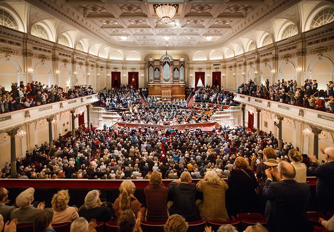 Concertgebouw dropper oliepenge   Magasinet KLASSISK