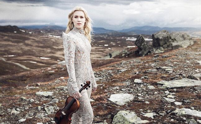 Janine Jansen overlader Stradivarius til norsk solist | Magasinet KLASSISK