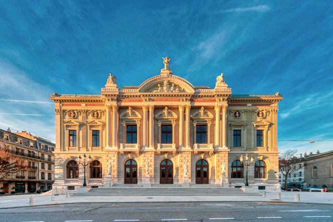 Grand Théâtre de Genève kåret som bedste operahus   Magasinet KLASSISK
