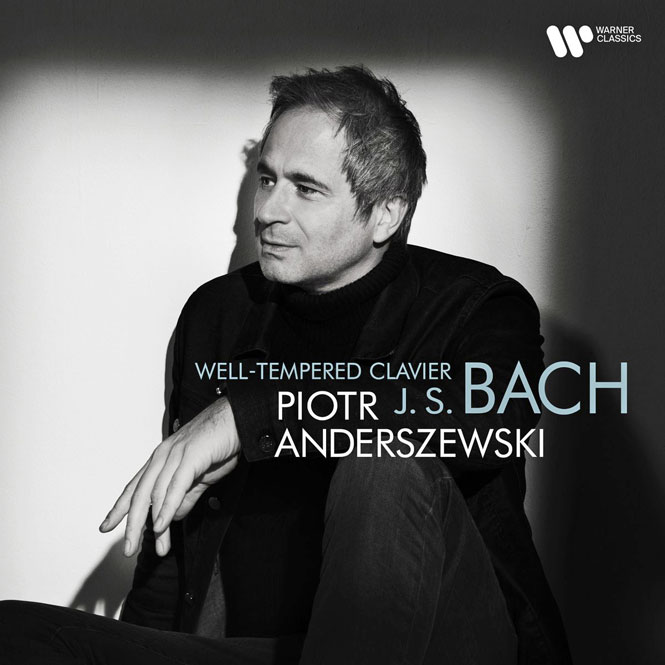 J.S. Bach: Das Wohltemperierte Klavier | Warner Classics 9029511875