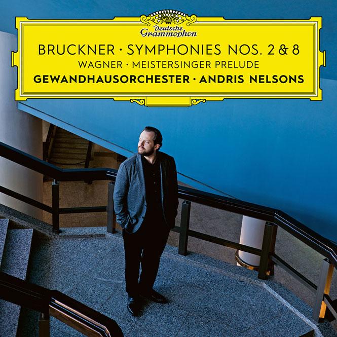 Bruckner: Symfoni nr. 2 & 8 | DG 4839834 | Magasinet KLASSISK
