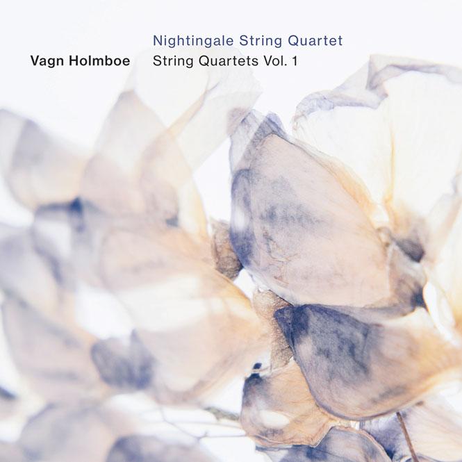 Holmboe: Strygekvartetter vol. 1 | Dacapo 8.226212 | Magasinet KLASSISK