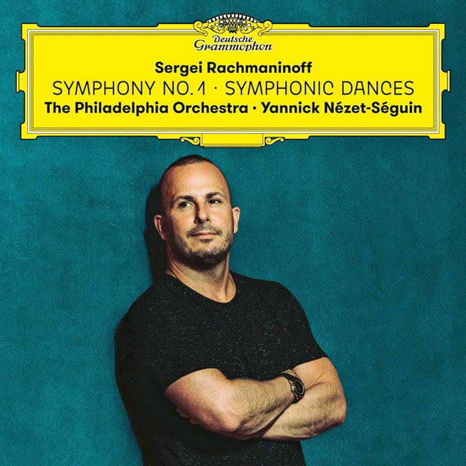 Rachmaninov: Symfoni nr. 1 & Symfoniske danse | DG 4839839 | Magasinet KLASSISK