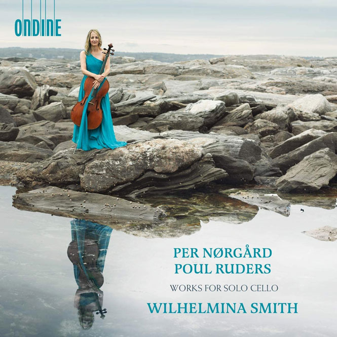 Ruders & Nørgård: Works For Solo Cello | Ondine ODE 1381-2 | Magasinet KLASSISK