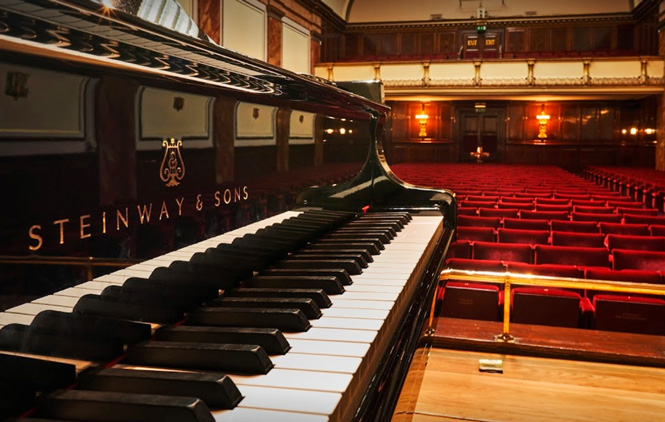 Wigmore Hall: Livestreaming er en dyrekøbt succes | Magasinet KLASSISK