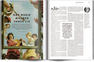Når musik ændrer vores liv | Essay | Magasinet KLASSISK