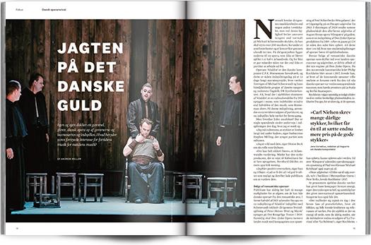 Jagten på det danske guld | Dansk operarevival | Magasinet KLASSISK