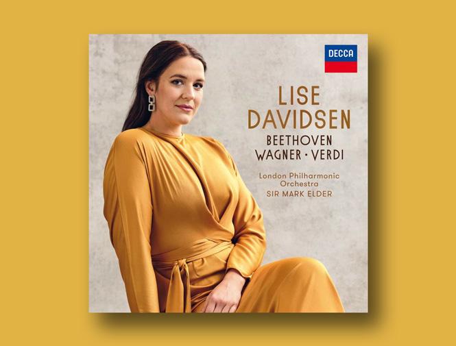 Lise Davidsen udgiver andet soloalbum | Magasinet KLASSISK