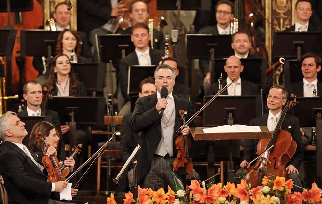 Wiener Filharmonikerne bakker op om The Mets orkester | Magasinet KLASSISK