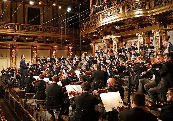Wiener Filharmonikerne er rykket frem i vaccinationskøen | Magasinet KLASSISK