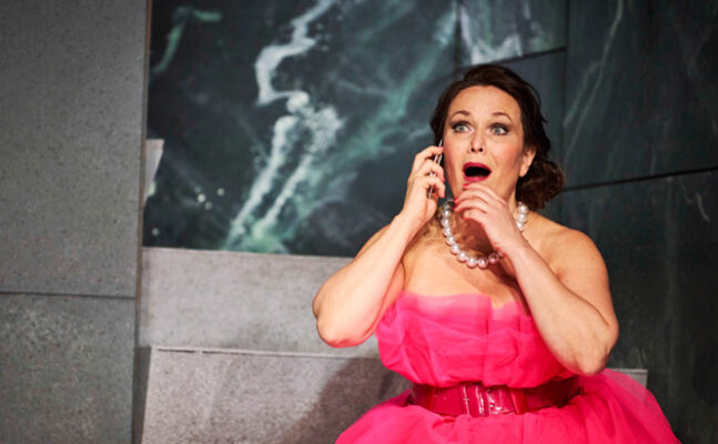 Se Den Fynske Operas udgave af 'La Voix Humaine' | Magasinet KLASSISK