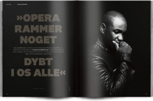 »Opera rammer noget dybt i os alle« | Interview Lawrence Brownlee | Magasinet KLASSISK