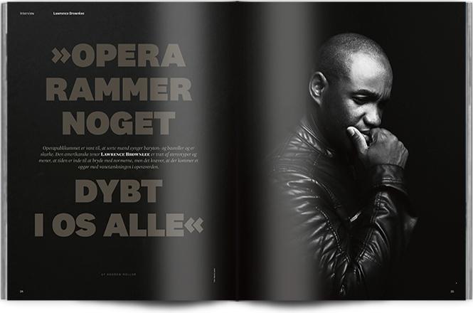 »Opera rammer noget dybt i os alle« | Interview Lawrence Brownlee |Magasinet KLASSISK