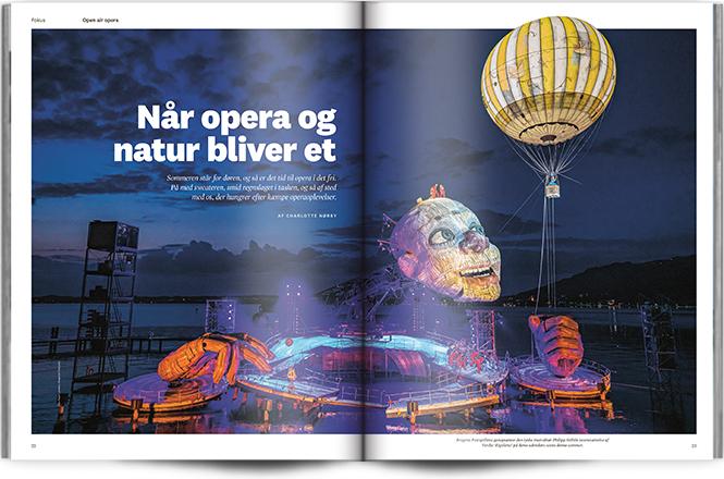 Sommeren står for døren, og så er det tid til opera i det fri | Magasinet KLASSISK