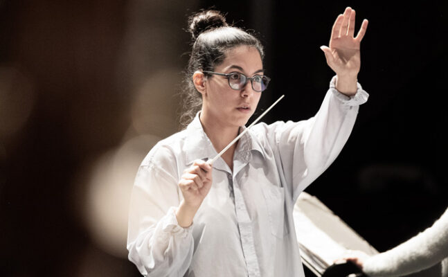 Malko 2021: Rekordmange kvindelige dirigenter gennem nåleøjet | Magasinet KLASSISK